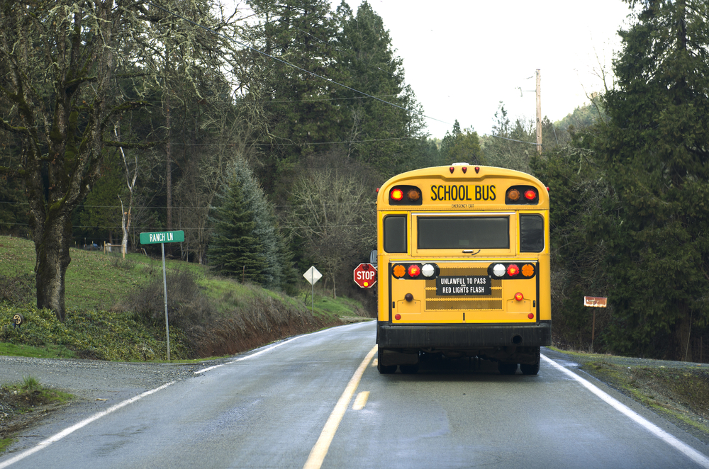 New Jersey Improper Passing of School Bus Lawyer NJ